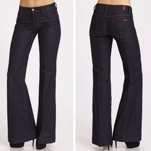 7 For All Mankind Bellbottom Flare Jeans
